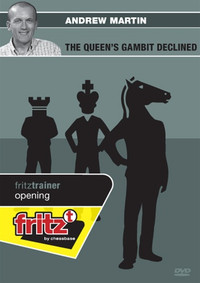 The Queen's Gambit Declined - Chess Opening Software on DVD