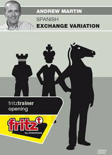 Ruy Lopez: The Spanish Exchange Variation - Chess Opening Software Download