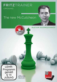 French Defense: The New McCutcheon - Chess Opening Software on DVD