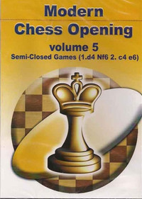 Modern Chess Openings, Vol. 5: Semi-Closed Games - Chess Opening Software Download