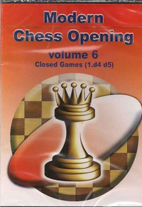 Modern Chess Openings, Vol. 6: Closed Games - Chess Opening Software Downloads