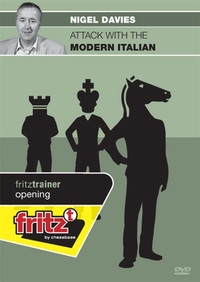 Attack with the Modern Italian - Chess Opening Trainer on DVD
