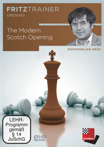 The Modern Scotch Opening: A View from Both Sides - Chess Opening Software on DVD