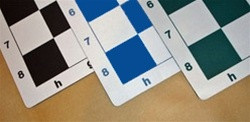 """Mousepad Chess Board with 2.25"""" squares"""