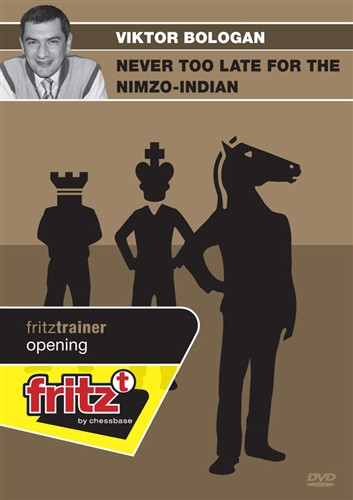 Never too Late for the Nimzo-Indian Defense - Chess Opening Software on DVD