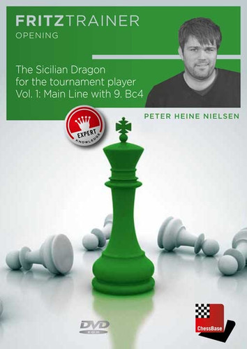 The Sicilian Dragon for the Tournament Player (Part 1): Main Line with 9.Bc4 - Chess Opening Software