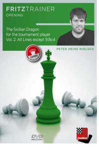 The Sicilian Dragon for the Tournament Player (Part 2): All Lines Except 9.Bc4 - Chess Opening Software