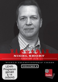Nigel Short's Greatest Hits, Parts 1 & 2 - Chess Biography Software DVD