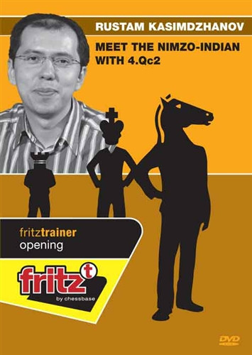 Meet the Nimzo-Indian with 4.Qc2! - Chess Opening Software on DVD