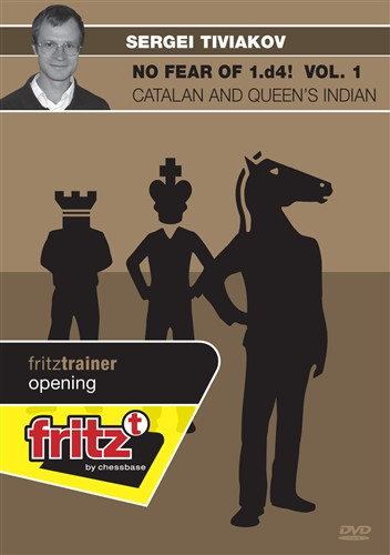 No Fear of 1.d4! (Part 1): Catalan and Queen's Indian - Chess Opening Software on DVD