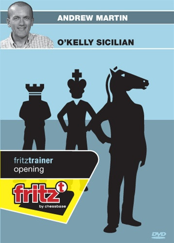 Sicilian Defense, O'Kelly Variation - Chess Opening Software on DVD