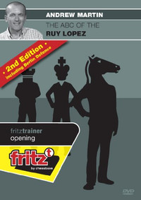 ABC of the Ruy Lopez (2nd Ed) - Chess Opening Trainer on DVD
