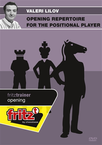 An Opening Repertoire for Positional Players - Chess Opening Software on DVD