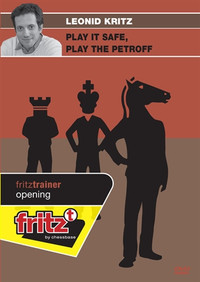 Play it Safe: Play the Petroff Defense - Chess Opening Software on DVD