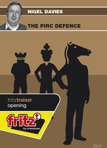 The Pirc Defense - Chess Opening Software on DVD