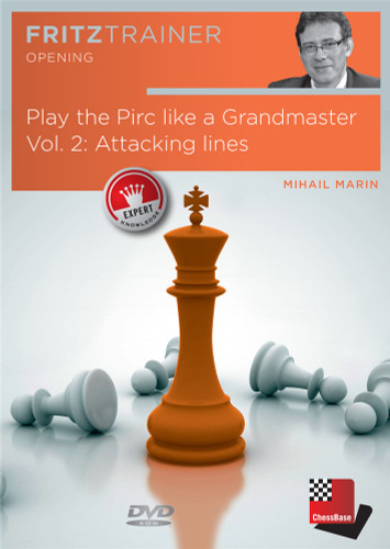 Play the Pirc like a Grandmaster (Part 2): Attacking Lines - Chess Opening Software Download