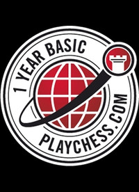 Playchess.com Membership - Basic One Year Plan