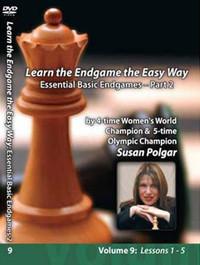 Susan Polgar:, 9: Essential Basic Chess  Endgames Part 2 Download