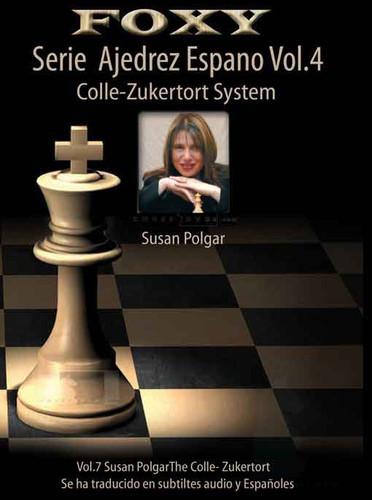 Susan Polgar, El Sistema Colle-Zukertort