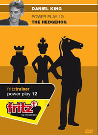 Power Play 12: The Hedgehog Defense - Chess Opening Software on DVD