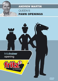 Queen's Pawn Openings - Chess Training Software on DVD