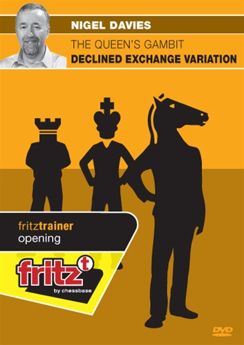 The Queen's Gambit Declined, Exchange Variation - Chess Opening Software on DVD