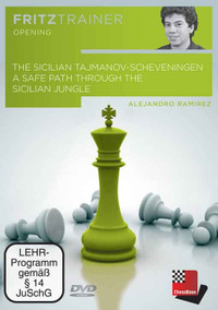The Sicilian Taimanov-Scheveningen - Chess Opening Software Download