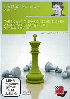 The Sicilian Taimanov-Scheveningen: A Safe Path through the Sicilian Jungle - Chess Opening Software