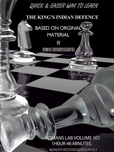 Roman's Lab 101: Play the King's Indian Defense - Chess Opening Video DVD