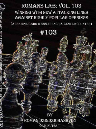 Roman's Lab 103: A New Gambit vs. The Scandinavian - Chess Opening Video Download