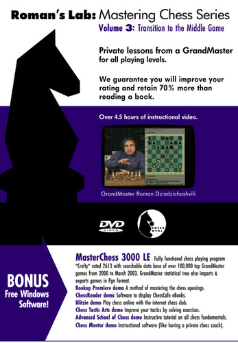 Roman's Labs: Vol. 3, Transition to the Middle Game Download