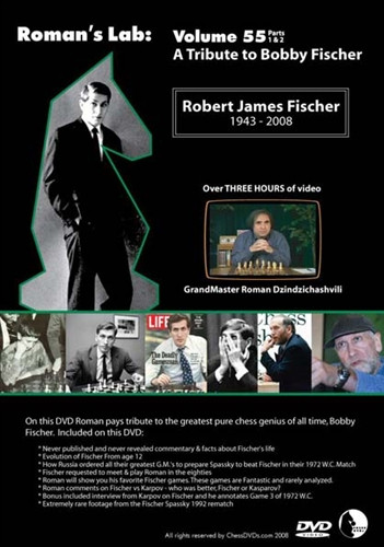 Roman's Labs: Vol. 55, A Tribute to Bobby Fischer Download
