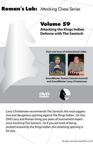 Roman's Lab 59: King's Indian Defense, Samisch Variation - Chess Opening Video Download