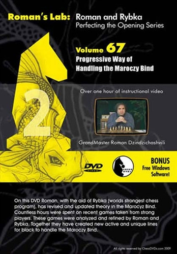 Roman's Lab 67: Handling the Maroczy Bind - Chess Opening Video Download