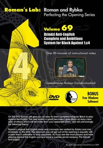 Roman's Lab 69: The Anti-English against 1.c4 for Black - Chess Opening Video Download