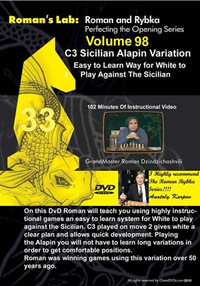 Roman's Lab 98: The 2.c3 Sicilian, Alapin Variation - Chess Opening Video Download