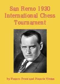 San Remo 1930, International Chess Tournament E-book for Download