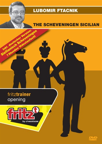 Sicilian Defense: The Scheveningen Variation - Chess Opening Software on DVD