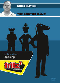The Scotch Game - Chess Opening Software on DVD
