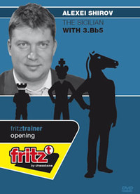 Alexei Shirov: The Sicilian with 3.Bb5 - Chess Opening Trainer on DVD