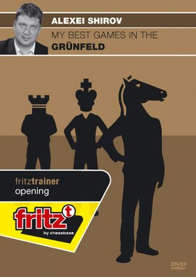 Alexei Shirov: My Best Games in the Grunfeld Defense - Chess Opening Software on DVD