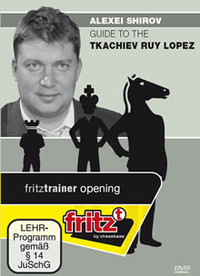 Guide to the Tkachiev Ruy Lopez - Chess Opening Software Download
