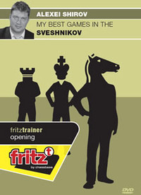 Alexei Shirov: My Best Games in the Sveshnikov Sicilian - Chess Opening Software Download