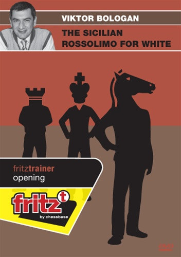 The Sicilian Rossolimo for White - Chess Opening Software on DVD