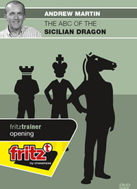 ABC of the Sicilian Dragon - Chess Opening Software on DVD