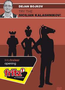 Try the Sicilian Kalashnikov - Chess Opening Software Download