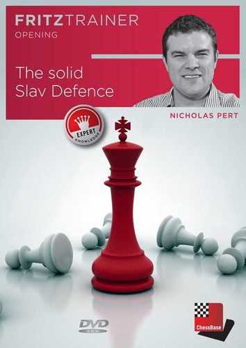 The Slav Defense for the Tournament Player: Expert Knowledge - Chess Opening Software on DVD