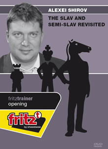 Alexei Shirov: My Best Games in the Slav Defense - Chess Opening Software Download