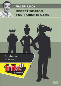 Secret Weapon: The Four Knights Game - Chess Opening Trainer on DVD
