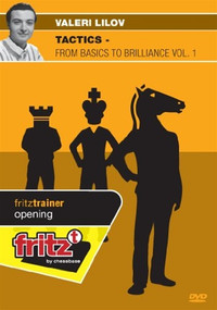 Chess Tactics - from Basics to Brilliance, Vol. 1
